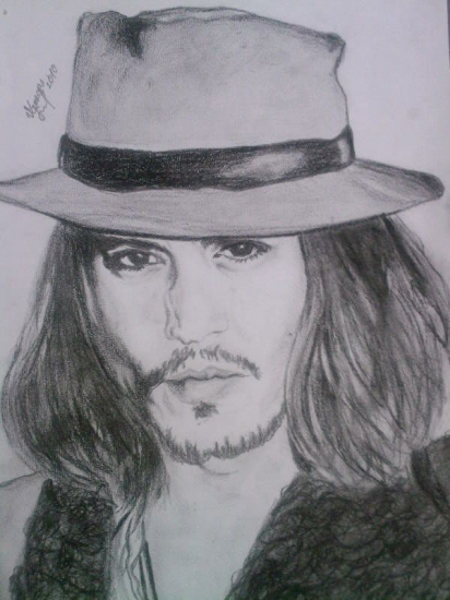 Johnny Depp by Vanesa.S